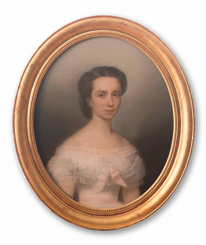 Portrait d'une femme