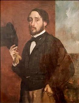 Degas greeting