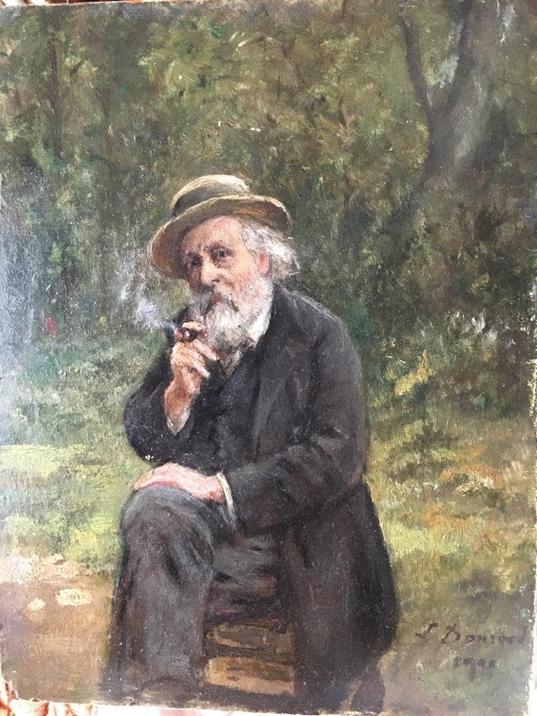 Dansaert Self-portrait