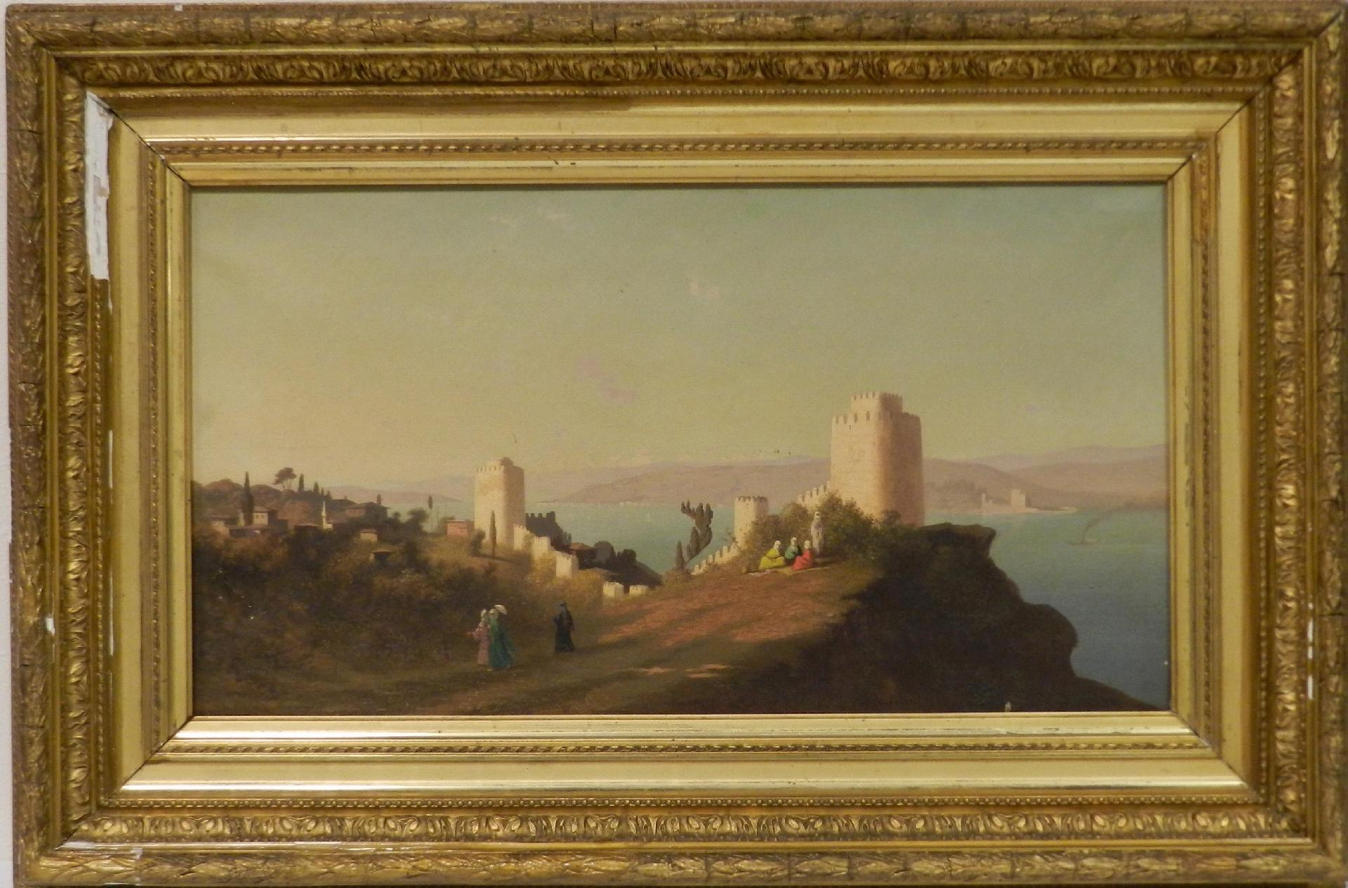 Forteresse Humeli-Hisard de Constantinople