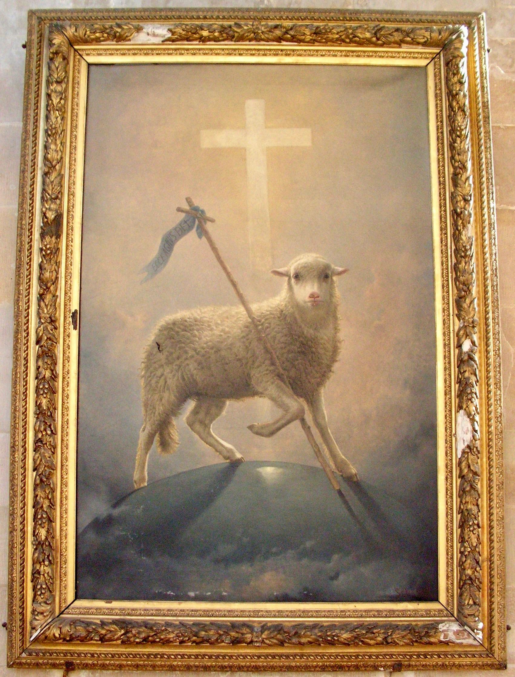 L'agneau pascal