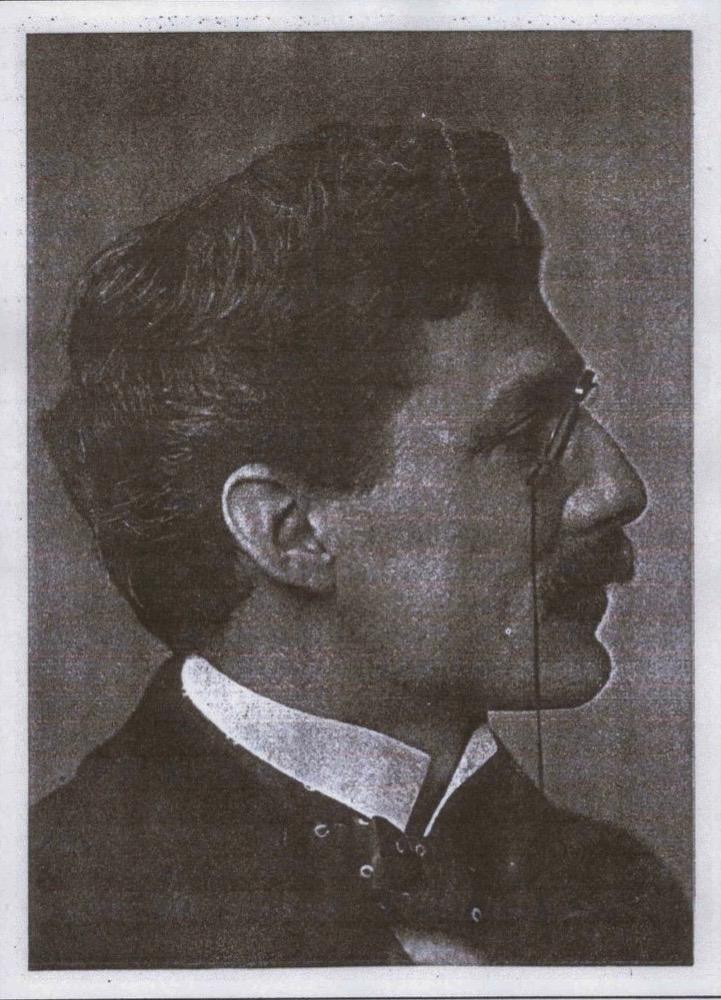 Frederick Henwood