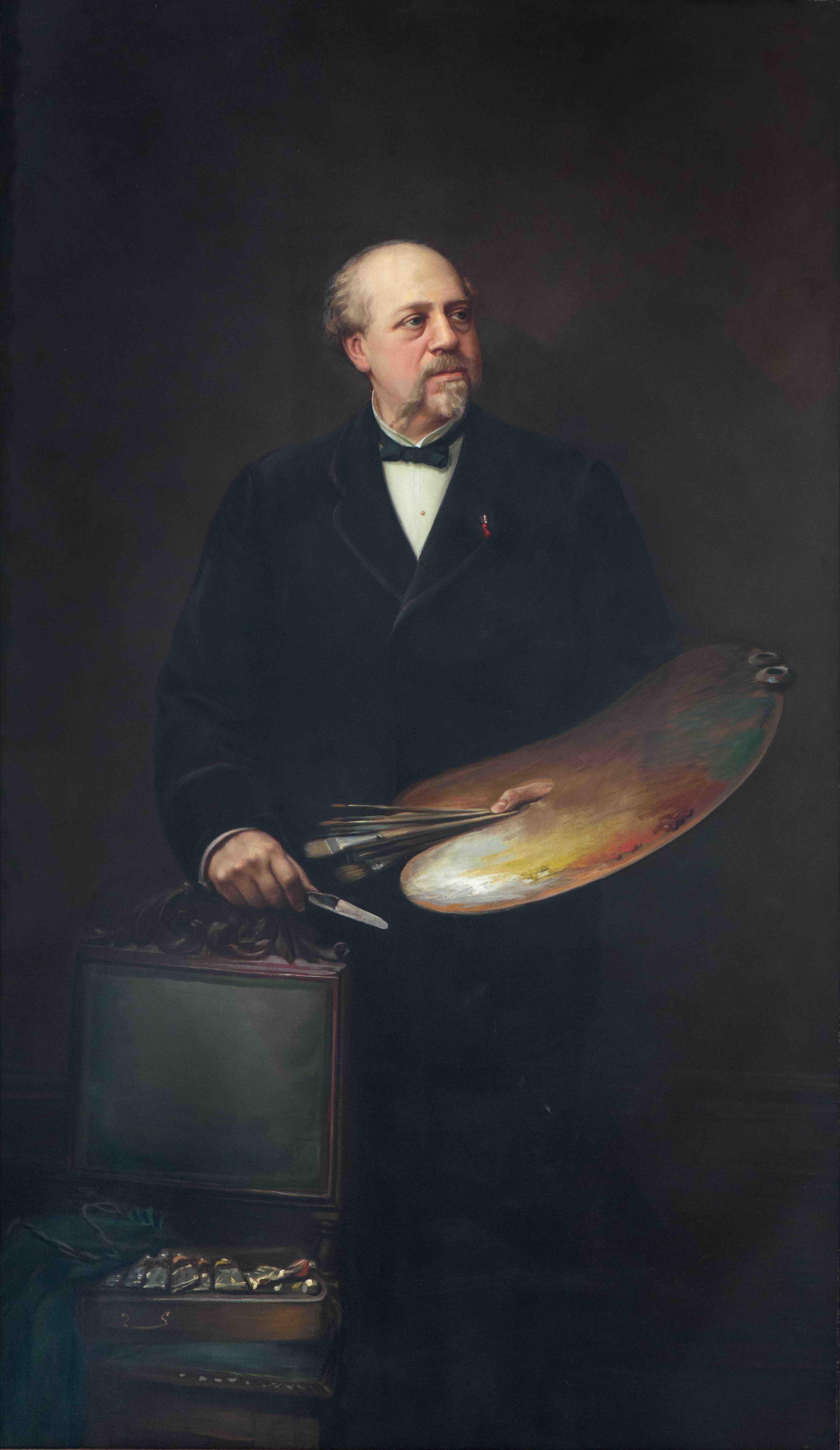 Auguste Schenck by Henwood