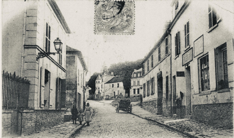 Rue Lorillon