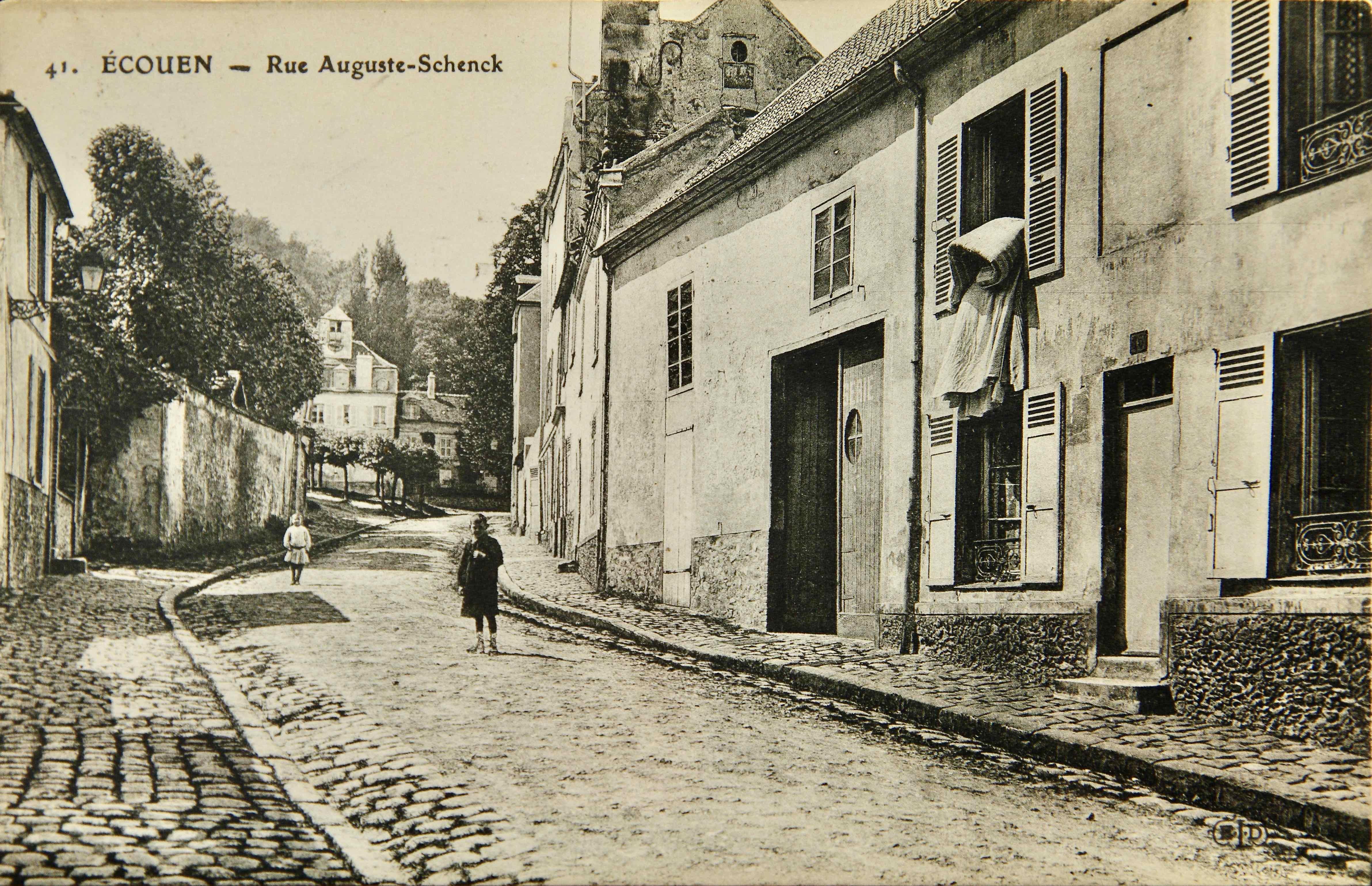 Rue Schenck