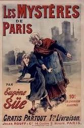 Les mystères de Paris (couverture livre)