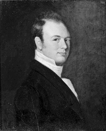 John Rand. Auto-portrait._c._1836
