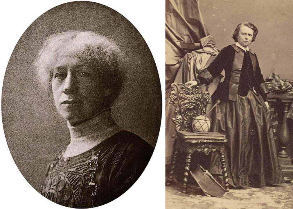 Anna Klumpke & Rosa Bonheur