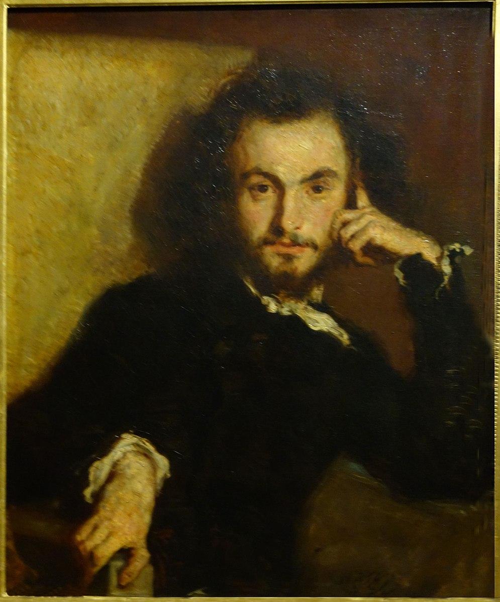 Baudelaire_en_1844_par_Émile_Deroy