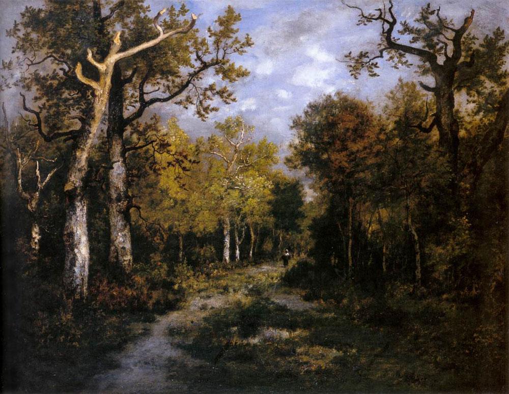Forêt de Fontainebleau (De la Pena)